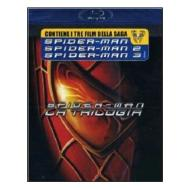 Spider-Man. La trilogia (Cofanetto 3 blu-ray)