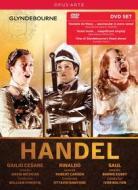 Georg Friedrich Handel - Giulio Cesare / Rinaldo / Saul (5 Dvd)