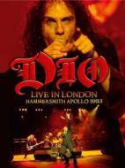 Dio. Live In London. Hammersmith Apollo 1993