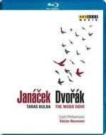 Leos Janácek, Taras Bulba. Antonin Dvorák, The Wild Dove (Blu-ray)