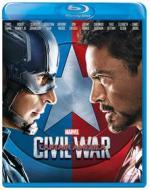 Captain America. Civil War (Blu-ray)