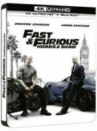 Fast & Furious - Hobbs & Shaw (Blu-Ray 4K Ultra HD+Blu-Ray) (2 Blu-ray)