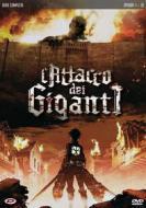 L' attacco dei giganti. Serie completa (4 Dvd)