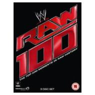 Raw 100. The Top 100 Moments In Raw History (3 Dvd)