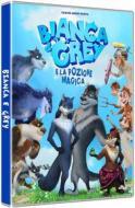 Bianca & Grey E La Pozione Magica (Dvd+Libro Gioca E Colora)