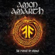 Amon Amarth - Pursuit Of Vikings: 25 Years In The Eye Of Storm (Blu-ray)