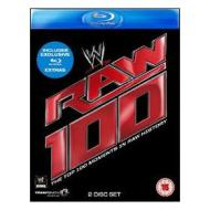 Raw 100. The Top 100 Moments In Raw History (2 Blu-ray)