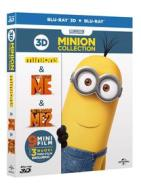 Minion Collection (3 Blu-Ray+3 Blu-Ray 3D) (Blu-ray)