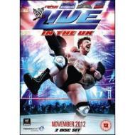 Live In The Uk. November 2012 (2 Dvd)