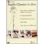 Studio Classics. Le dive (Cofanetto 5 dvd)