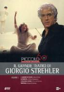 Piccolo Teatro di Milano. Il grande teatro di Giorgio Strehler. Vol. 1 (4 Dvd)
