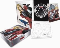Fullmetal Alchemist. Box 1 (Edizione Speciale con Confezione Speciale 3 dvd)