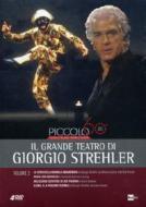 Piccolo Teatro di Milano. Il grande teatro di Giorgio Strehler. Vol. 2 (4 Dvd)