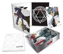 Fullmetal Alchemist. Box 2 (Edizione Speciale con Confezione Speciale 3 dvd)