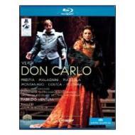 Giuseppe Verdi. Don Carlo (Blu-ray)