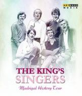 The King's Singers. Madrigal History Tour (Blu-ray)