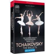 Pyotr Ilyich Tchaikovsky - The Ballets (3 Blu-Ray) (Blu-ray)