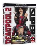 Deadpool 2 (Blu-Ray 4K Ultra HD+Blu-Ray) (Blu-ray)