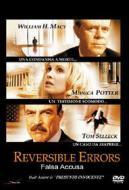 Reversible Errors. Falsa accusa