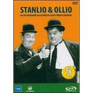 Stanlio & Ollio. Vol. 2 (Cofanetto 5 dvd)