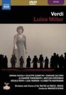 Giuseppe Verdi. Luisa Miller (2 Dvd)