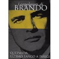 Brando. Queimada - Ultimo tango a Parigi (Cofanetto 2 dvd)