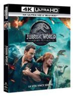 Jurassic World: Il Regno Distrutto (Blu-Ray 4K Ultra HD+Blu-Ray) (Blu-ray)