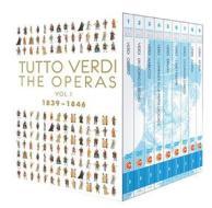 Tutto Verdi. Le opere. Vol.1 (1839-1846) (Cofanetto 9 dvd)