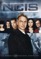 NCIS. Naval Criminal Investigative Service. Stagione 2 (6 Dvd)