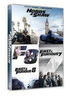 Fast & Furious Hobbs & Shaw Collection (3 Dvd)