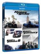 Fast & Furious Hobbs & Shaw Collection (3 Blu-Ray) (Blu-ray)