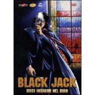 Black Jack. Dieci indagini nel buio. Box (5 Dvd)