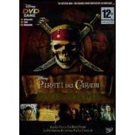 Pirati dei Caraibi. DVD Game