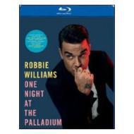 Robbie Williams. Night At Palladium (Blu-ray)