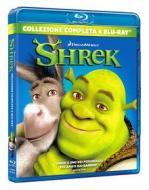 Shrek Collection (4 Blu-Ray) (Blu-ray)