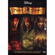 Pirati dei Caraibi. La trilogia (Cofanetto 4 dvd)