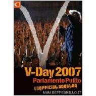 Beppe Grillo. V-Day 2007