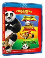 Kung Fu Panda Collection (3 Blu-Ray) (Blu-ray)