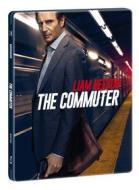 L'Uomo Sul Treno - The Commuter (4k Hd+Blu-Ray) (Steelbook) (Blu-ray)