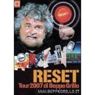 Beppe Grillo. Reset Tour 2007