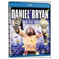 Daniel Bryan. Just Say Yes! Yes! Yes! (2 Blu-ray)