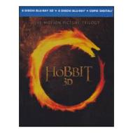 Lo Hobbit. The Motion Picture Trilogy (Cofanetto 12 blu-ray)