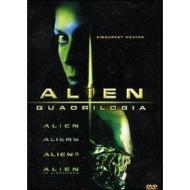 Alien. La quadrilogia (Cofanetto 4 dvd)