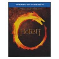 Lo Hobbit. La trilogia cinematografica (Cofanetto 6 blu-ray)