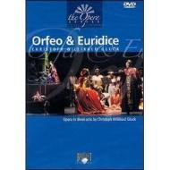 Christoph Willibald Gluck. Orfeo & Euridice