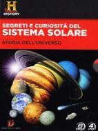 Segreti e curiosità del sistema solare. Storia dell'universo (4 Dvd)