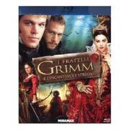 I fratelli Grimm e l'incantevole strega (Blu-ray)
