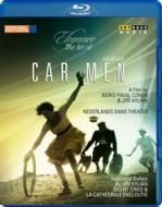 Jiri Kylian. Car Men (Blu-ray)