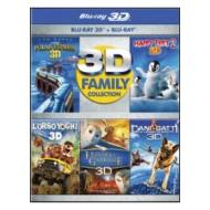 3D Family Collection (Cofanetto 9 blu-ray)