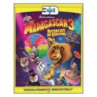 Madagascar 3. Ricercati in Europa 3D (Blu-ray)